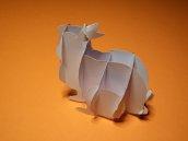 Królik wydrukowany w technologii 3D