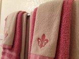 Ręczniki kolorowe